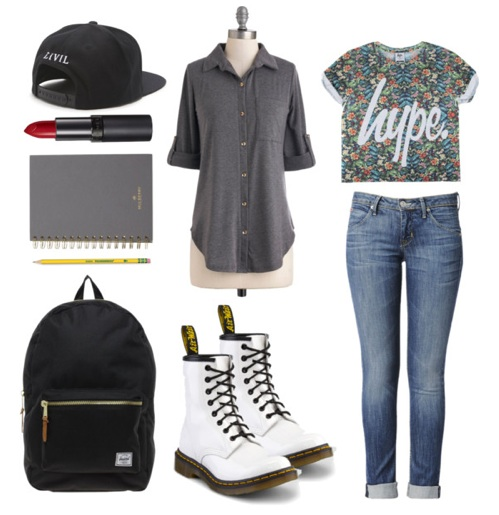 Back To School: Outfit Planning
